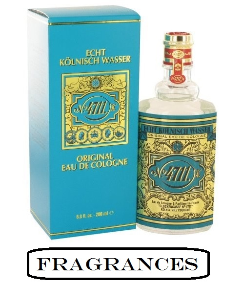 Fragrances and Colognes