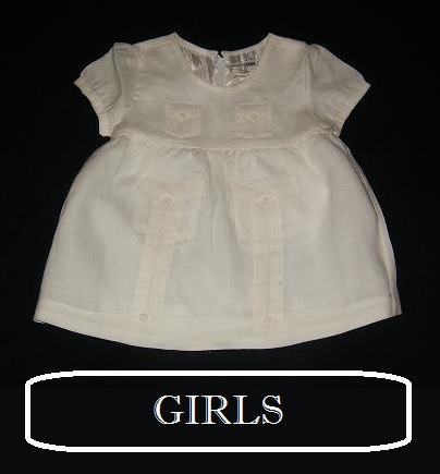 Girls Guayabera Dress